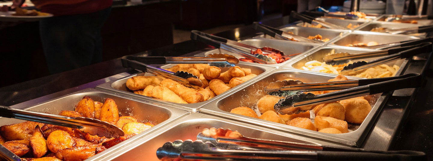 Chinese Food Buffet Items